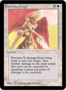 Guardian Angel - WOTC/Anson Maddocks