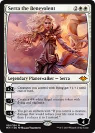 Serra, the Benevolent // WOTC