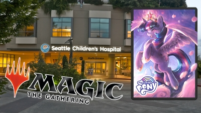 Helping kids through Magic: The Gathering and My Little Pony: Friendship is Magic