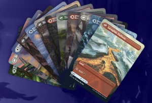 The lands available in Ultimate Edition 2.