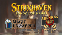 Mishra's Genuine Draft: Strixhaven (Magic Arena)