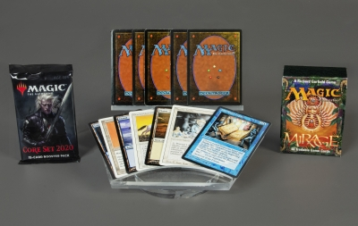 'Magic: The Gathering' made its debut in August of 2003.