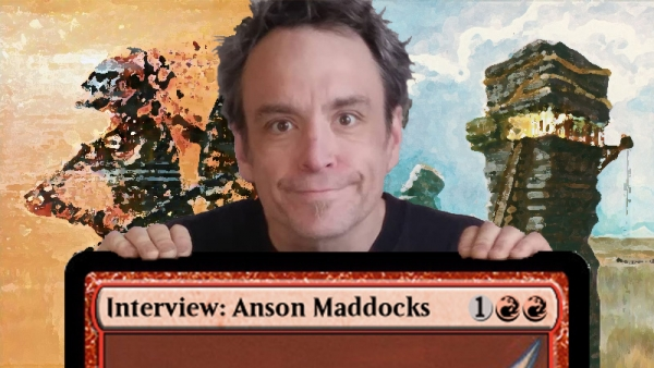 An Interview with 'Magic' artist Anson Maddocks