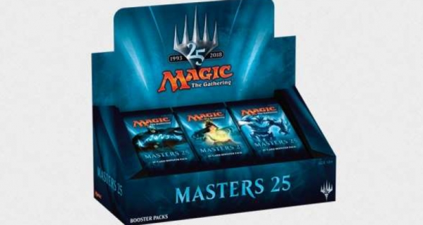 Unboxing 'Masters 25'