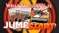 WTF is Jumpstart? An overview of Magic's newest set