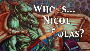 Who is... Nicol Bolas? (Pt. 2)