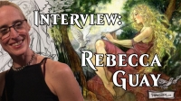 An Interview with 'Magic' artist Rebecca Guay