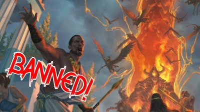 Underworld Breach gets banned in Legacy.