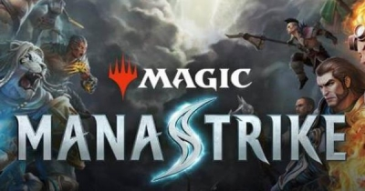 'Magic: ManaStrike' is a free download on Android and iOS.