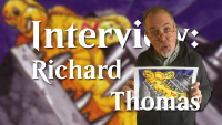 An Interview with 'Magic' artist Rich Thomas