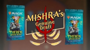 Mishra's Genuine Draft: 'Theros Beyond Death' #3