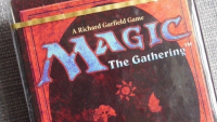 Magic: The Gathering's Fourth Edition came out in 1995.