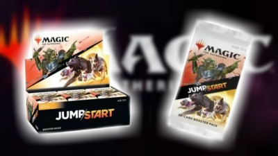 Limited/constructed hybrid set 'Jumpstart' announced for July release
