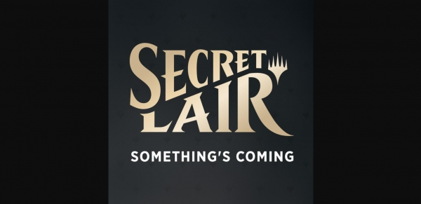 "Not much is known about the newly-teased ""Secret Lair"" product for 'Magic: The Gathering'"