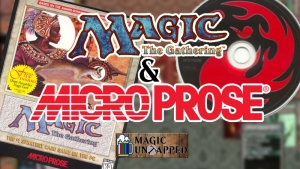 The original 'Magic: The Gathering' computer game came out for Windows '95.