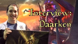 An Interview with 'Magic' artist Daarken