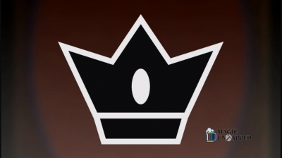 The set symbol for 'Fallen Empires' is a crown.