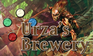 Urza's Brewery: Bant Infect (Modern)