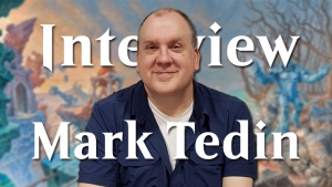 Mark Tedin is one of Magic: The Gathering's original artists.