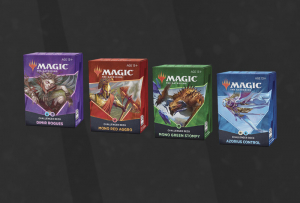 The new Challenger Decks.