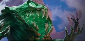 MTG's next Secret Lair drop will feature Yargle, Glutton of Urborg.