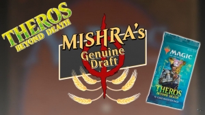 Mishra's Genuine Draft: 'Theros Beyond Death'