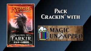Pack Crackin': Dragons of Tarkir