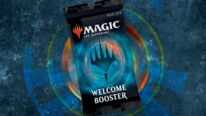 Welcome Boosters are coming soon for new 'Magic: The Gathering' players.