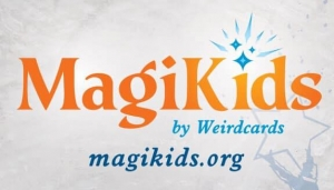 MagiKids is a 501(c)(3) charity aimed at helping children through 'Magic: The Gathering'.
