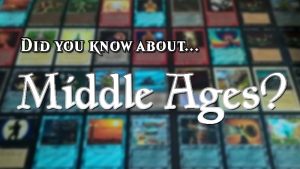 "Middle Ages: The first unauthorized Magic ""expansion"""