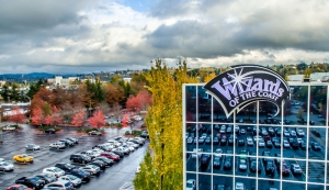Wizards of the Coast headquarters in Renton, Washington..