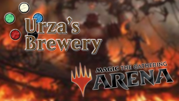 Urza's Brewery: Cavalcade of Calamity (Standard Arena)