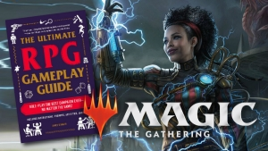 James D'Amato's 'The Ultimate RPG Gameplay Guide: Role-Play the Best Campaign Ever – No Matter the Game' can help create the best 'Magic: The Gathering' campaigns for your next 'Dungeons & Dragons' night.