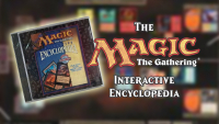 Looking back at the MTG Interactive Encyclopedia: WotC's precursor to Gatherer and Magic Online