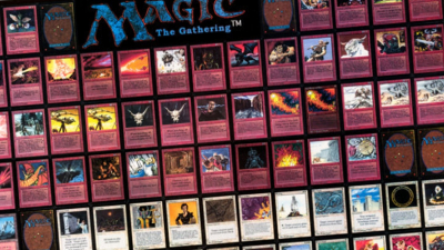 The Charity Fellowship Poster: MTG's First Licensed Product