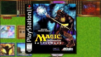 Magic: The Gathering - Battlemage for the original PlayStation is the first-ever console Magic: The Gathering video game.